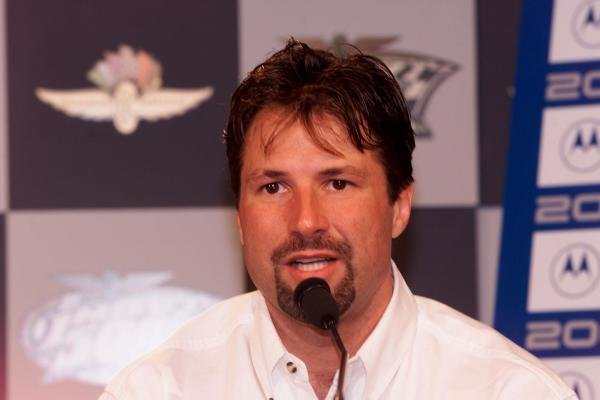 Michael Andretti, USA.  Michael Andretti will race in the 2001Indianapolis 500 with Team Green and Panther Racing.Indianapolis Motor Speedway.  27, March, 2001