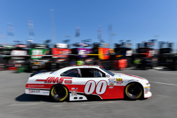NASCAR XFINITY Series One Main Financial 200 Dover International Speedway, Dover, DE USA Friday 2 June 2017 Cole Custer, Haas Automation Ford Mustang World Copyright: Logan Whitton LAT Images ref: Digital Image 17DOV1LW0739