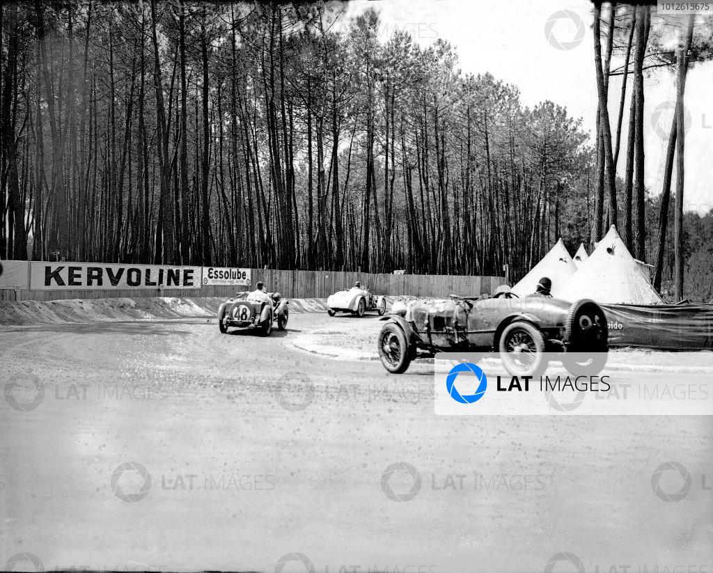 1934 Le Mans 24 hours.