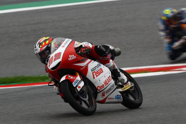 Yuki Kunii, Honda Team Asia.