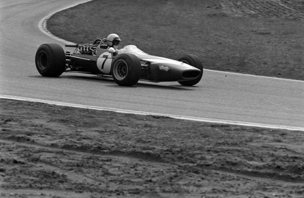 Chris Irwin, Lola T100 Cosworth.