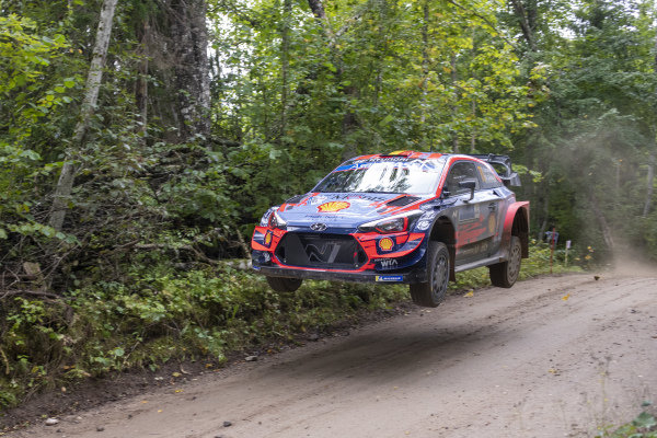 Thierry Neuville (BEL), Hyundai World Rally Team, Hyundai i20 Coupe WRC 2020