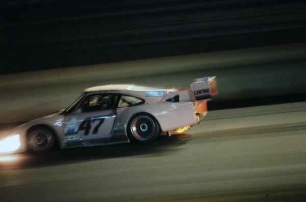 Frank Rubino / Pepe Romero / Doc Bundy / Dale Whittington, Porsche 935.