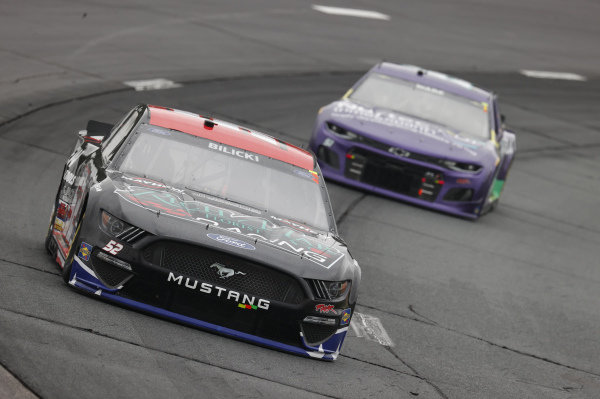 #52: Josh Bilicki, Rick Ware Racing, Ford Mustang