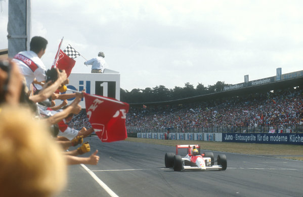 1990 German Grand Prix.