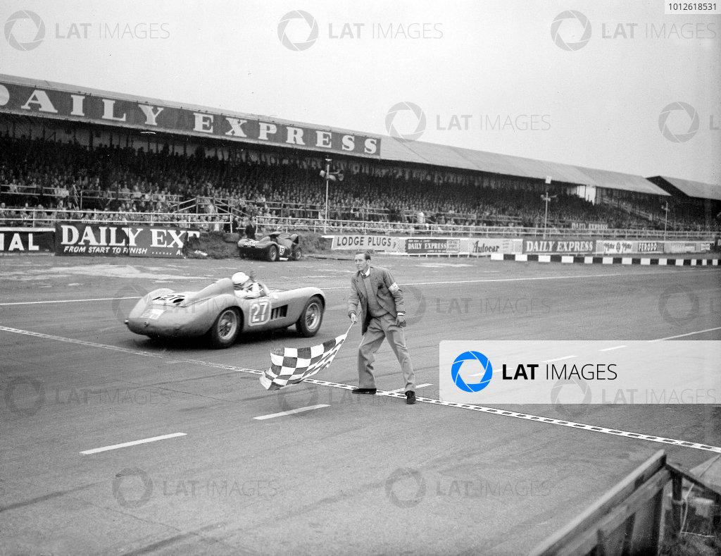 1956 British Grand Prix Meeting.