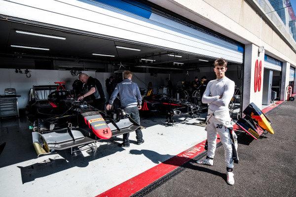 Leonardo Pulcini (ITA) Hitech Grand Prix