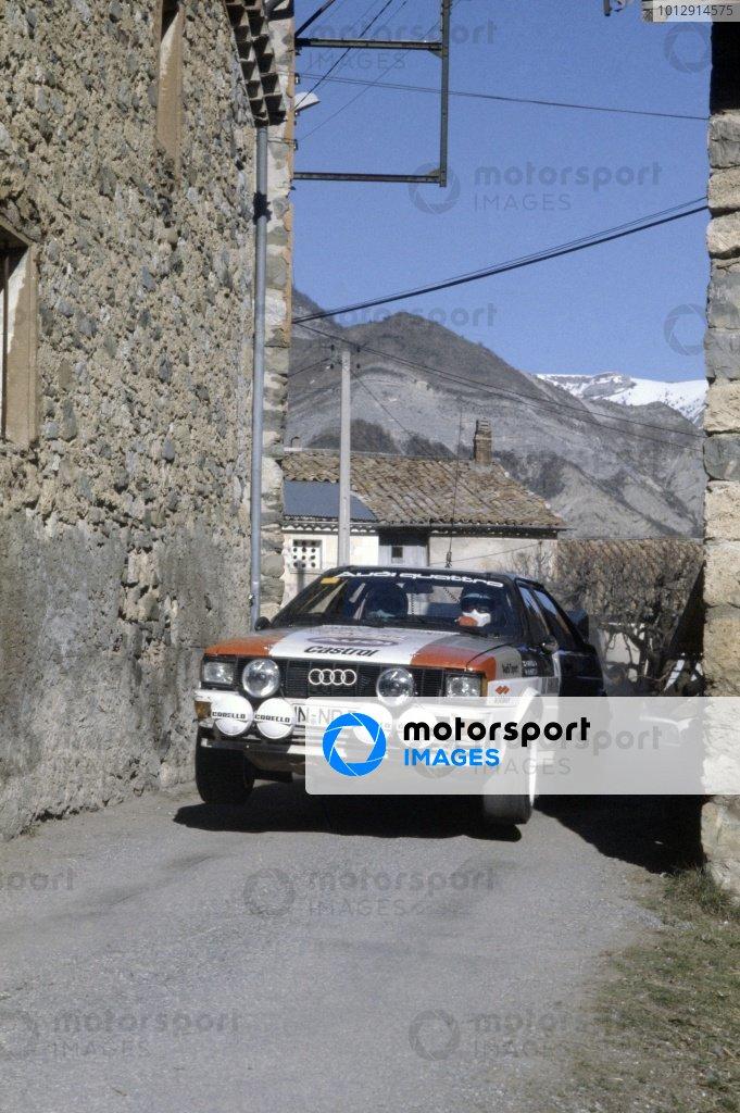 1982 World Rally Championship.