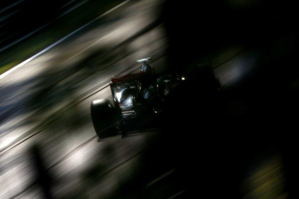 Autodromo Nazionale di Monza, Monza, Italy.9th September 2011.Jenson Button, McLaren MP4-26 Mercedes. Action. World Copyright: Andy Hone/LAT Photographicref: Digital Image _SP24083