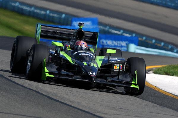 EJ Viso (VEN), HVM Racing.IndyCar Series, Rd9, Camping World Grand Prix at the Glen, Watkins Glen International, New York State, 3-5 July 2009.