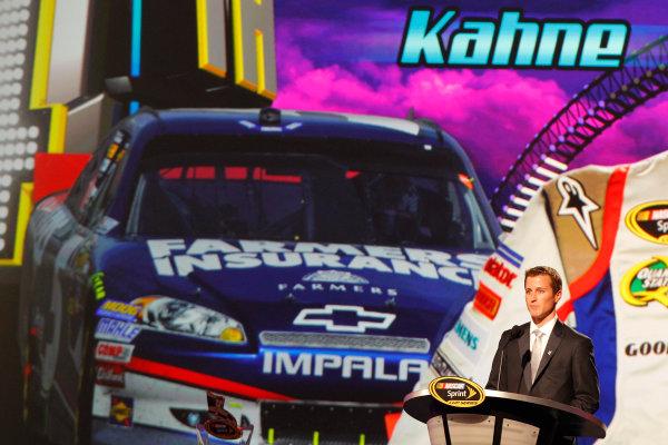 27-30 November, 2012, Las Vegas, Nevada USA Kasey Kahne.(c)2012, Russell LaBounty LAT Photo USA.