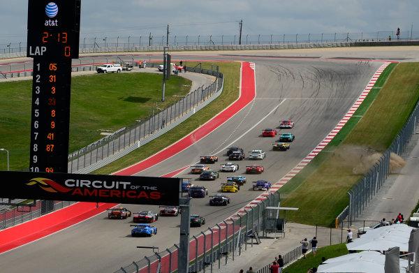 4-6 March, 2016, Austin, Texas USA #31 Patrick Long Crash ?2016, Rick Dole LAT Photo USA