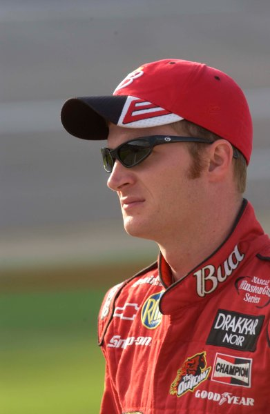 2003 NASCAR,EA Sports 500,Talladega SuperSpeedway,USA,Dale Earnhardt Jr.-Robert LeSieur 2003LAT Photographic