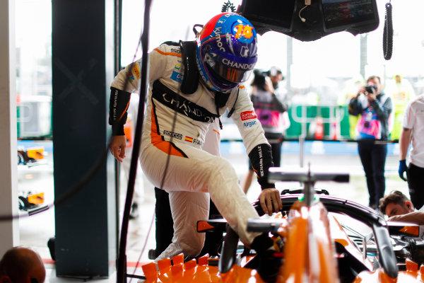Fernando Alonso, McLaren.