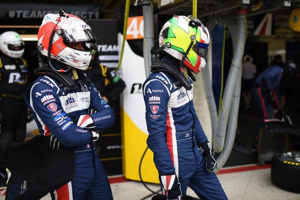 Nicolas Jamin, Jonathan Aberdein, United Autosports Oreca 07 - Gibson LMP2