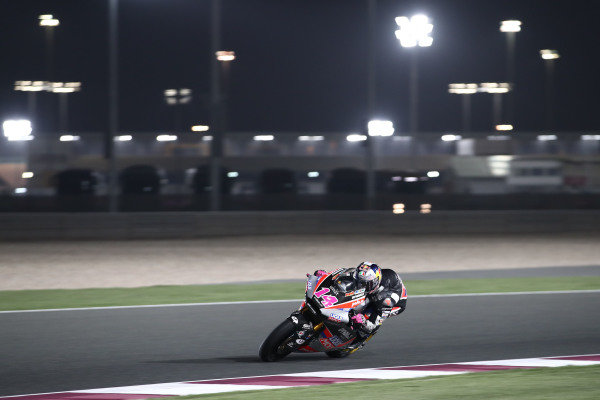 Tony Arbolino, Moto2, Qatar MotoGP, 26 March 2021