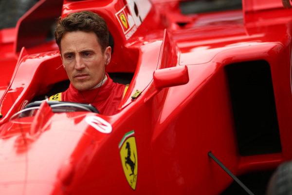 Robbie Kerr (GBR) Ferrari