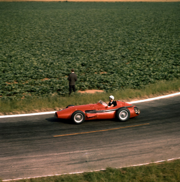 1958 French Grand Prix.