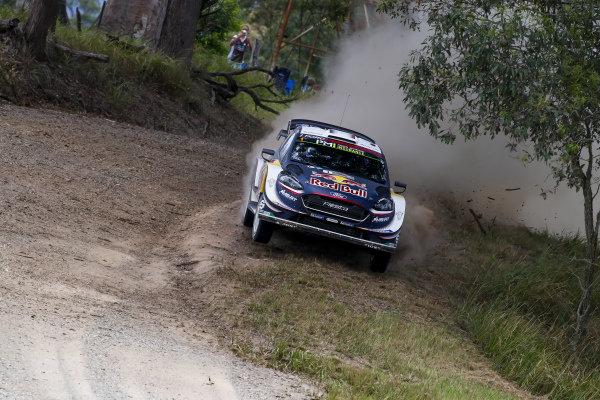 Sébastien Ogier, M-Sport Ford, Ford Fiesta WRC 2018,