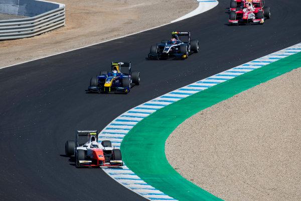 2017 FIA Formula 2 Round 10. Circuito de Jerez, Jerez, Spain. Sunday 8 October 2017. Jordan King (GBR, MP Motorsport).  Photo: Zak Mauger/FIA Formula 2. ref: Digital Image _56I7579