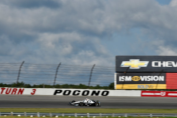 Verizon IndyCar Series ABC Supply 500 Pocono Raceway, Long Pond, PA USA Saturday 19 August 2017 Simon Pagenaud, Team Penske Chevrolet World Copyright: Scott R LePage LAT Images ref: Digital Image lepage-170819-poc-1491