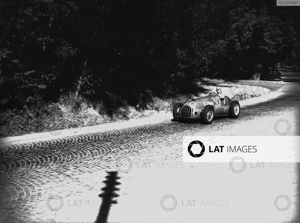 1949 Swiss Grand Prix.