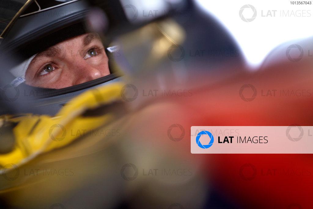 Albert Park, Melbourne, Australia 24th March 2011. Nico Rosberg, Mercedes GP W02. Portrait. Helmets.  World Copyright: Steve Etherington/LAT Photographic ref: Digital Image SNE23130