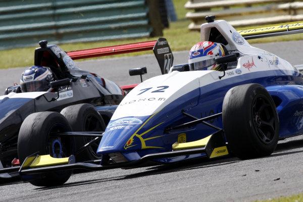 2013 MSA Formula Ford Championhip, Croft, North Yorkshire. 22nd-23rd June 2013,. Wei Fung THONG (HKG) Falcon Motorsport - Mygale M13-SJ/Schola World Copyright: Ebrey/LAT Photographic