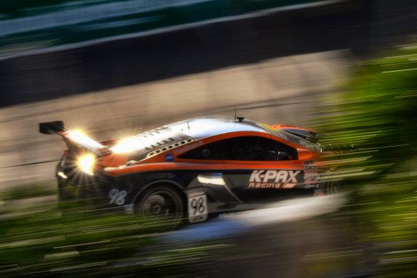 2017 Pirelli World Challenge - Grand Prix of St. Petersburg St. Petersburg, FL USA Thursday 9 March 2017 Mike Hedlund World Copyright: Scott R LePage/LAT Images ref: Digital Image lat-lepage-170309-stp-599