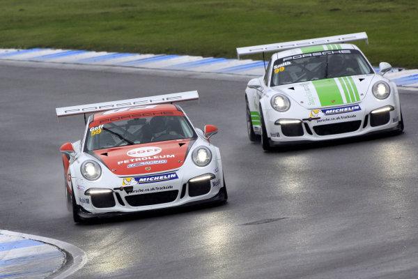 2014 Porsche Carrera Cup,Donington Park, 19th-20th April 2014,Will Goff (GBR) In2 Racing Porsche Carrera CupWorld copyright. Ebbrey/LAT Photographic
