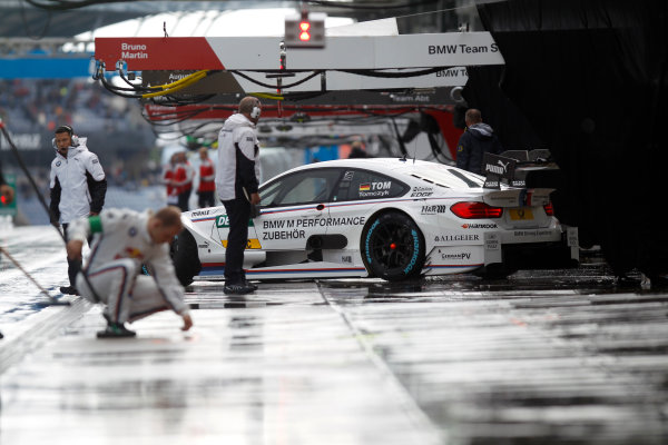 2014 DTM Championship Round 7 - Nurburgring, Germany 15th - 17th August 2014 Martin Tomczyk (GER) BMW Team Schnitzer BMW M4 DTM 15.08.2014, N?rburgring, N?rburg,Germany, Friday.  - www.xpbimages.com, EMail: requests@xpbimages.com - copy of publication required for printed pictures. Every used picture is fee-liable. ? Copyright: Trienitz / XPB Images World Copyright: XPB Images / LAT Photographic  ref: Digital Image 3255069_HiRes