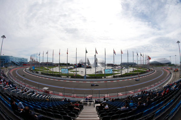 2015 GP3 Series Round 7. Sochi Autodrom, Sochi, Russia. Sunday 11 October 2015. Mitchell Gilbert (AUS, Carlin)  World Copyright: Zak Mauger/LAT Photographic ref: Digital Image _L0U9270