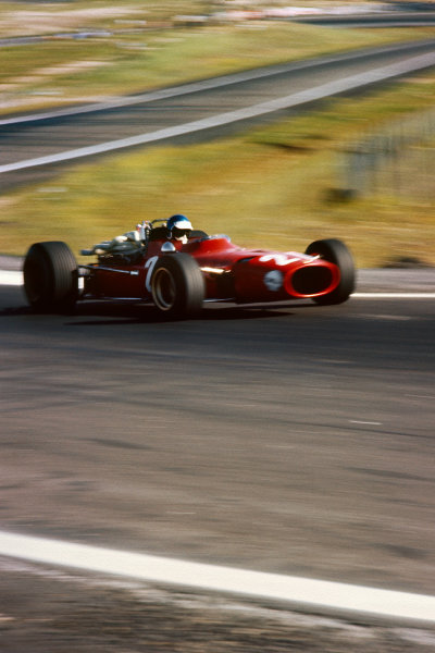 Jarama, Spain. 12 May 1968. Rd 2.