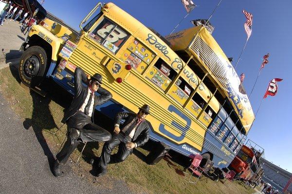 26-28 October, 2007, Hampton, Georgia USABlues Brothers in Atlanta Motor Speedway infield.©2007, LAT South, USALAT Photographic
