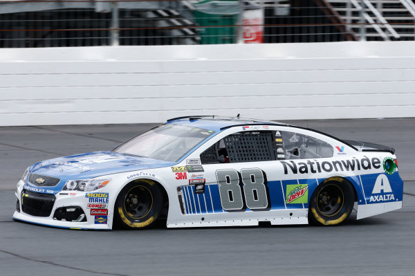 Monster Energy NASCAR Cup Series Overton's 301 New Hampshire Motor Speedway, Loudon, NH USA Friday 14 July 2017 Dale Earnhardt Jr, Hendrick Motorsports, Nationwide Chevrolet SS World Copyright: Matthew T. Thacker LAT Images
