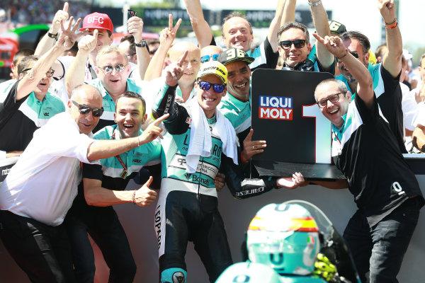 2017 Moto3 Championship - Round 7 Circuit de Catalunya, Barcelona, SpainSunday 11 June 2017 Joan Mir, Leopard Racing World Copyright: Gold & Goose Photography/LAT Images ref: Digital Image 677019