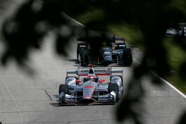 Verizon IndyCar Series Kohler Grand Prix Road America, Elkhart Lake, WI USA Friday 23 June 2017 Will Power, Team Penske Chevrolet World Copyright: Phillip Abbott LAT Images ref: Digital Image abbott_elkhart_0617_0262