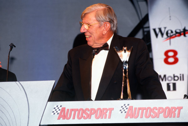 1998 Autosport Awards.