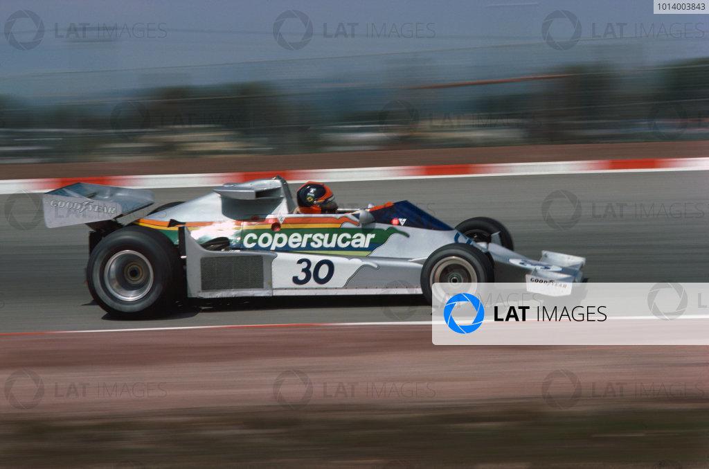 1976 Spanish Grand Prix.