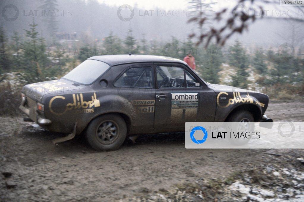 1974 World Rally Championship.