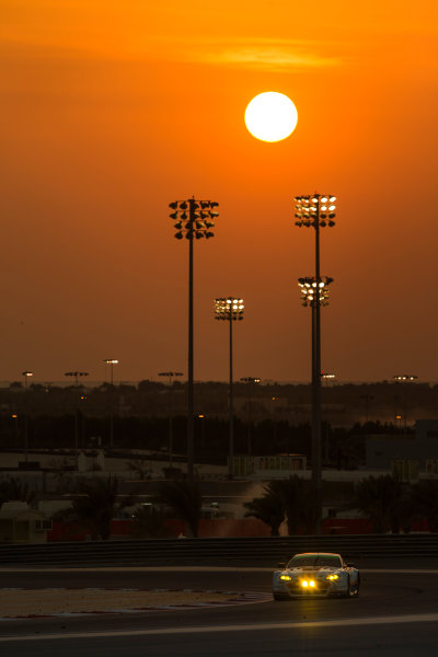 2015 FIA World Endurance Championship Bahrain 6-Hours Bahrain International Circuit, Bahrain Saturday 21 November 2015. Paul Dalla Lana, Pedro Lamy, Mathias Lauda (#98 GTE AM Aston Martin Racing Aston Martin Vantage V8). World Copyright: Sam Bloxham/LAT Photographic ref: Digital Image _SBL5206