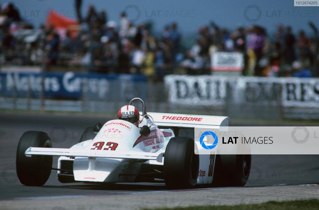 1981 British Grand Prix.
