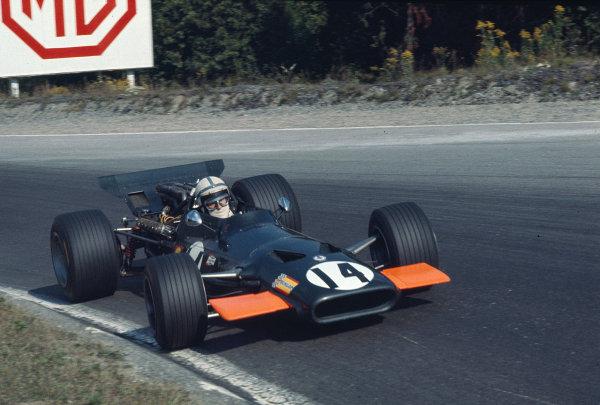 1969 Canadian Grand Prix.Mosport Park, Ontario, Canada.18-20 September 1969.John Surtees (BRM P139).Ref-69 CAN 34.World Copyright - LAT Photographic