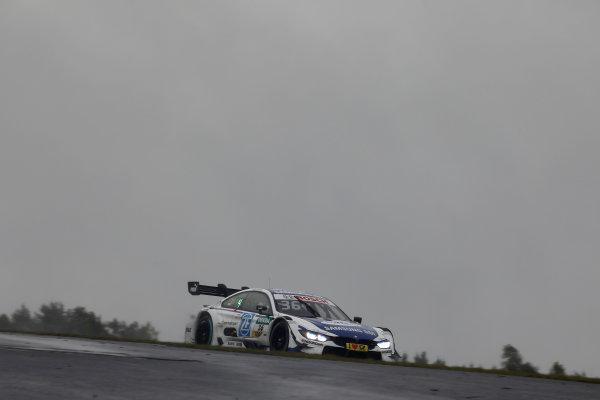 2017 DTM Round 7  Nürburgring, Germany  Friday 8 September 2017. Maxime Martin, BMW Team RBM, BMW M4 DTM  World Copyright: Alexander Trienitz/LAT Images ref: Digital Image 2017-DTM-Nrbg-AT1-0639