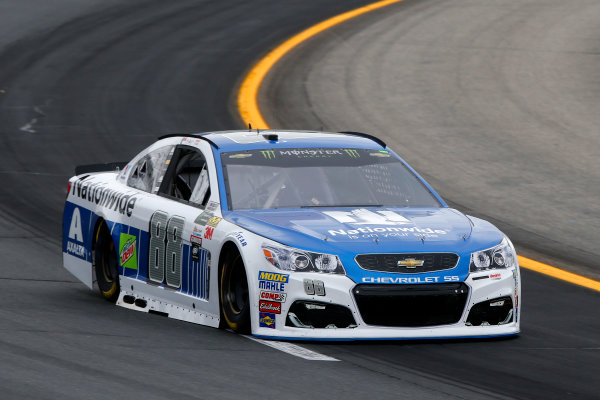Monster Energy NASCAR Cup Series ISM Connect 300 New Hampshire Motor Speedway Loudon, NH USA Friday 22 September 2017 Dale Earnhardt Jr, Hendrick Motorsports, Nationwide Chevrolet SS World Copyright: Lesley Ann Miller LAT Images