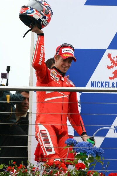 2007 Moto GP British Grand Prix.