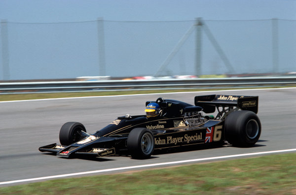 Jacarepagua, Rio de Janeiro, Brazil. 27-29 January 1978.