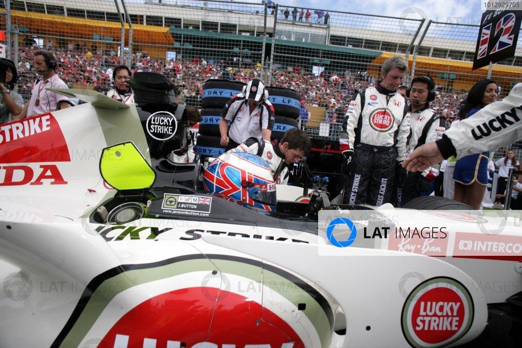 2006 Australian Grand Prix - Sunday Race