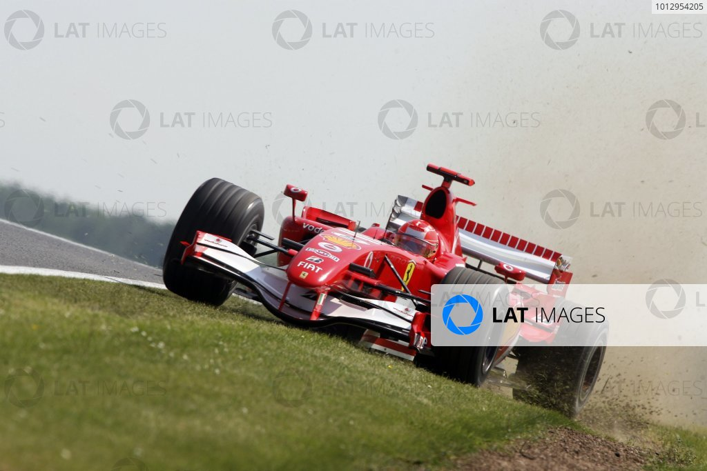 2006 British Grand Prix - Friday Practice