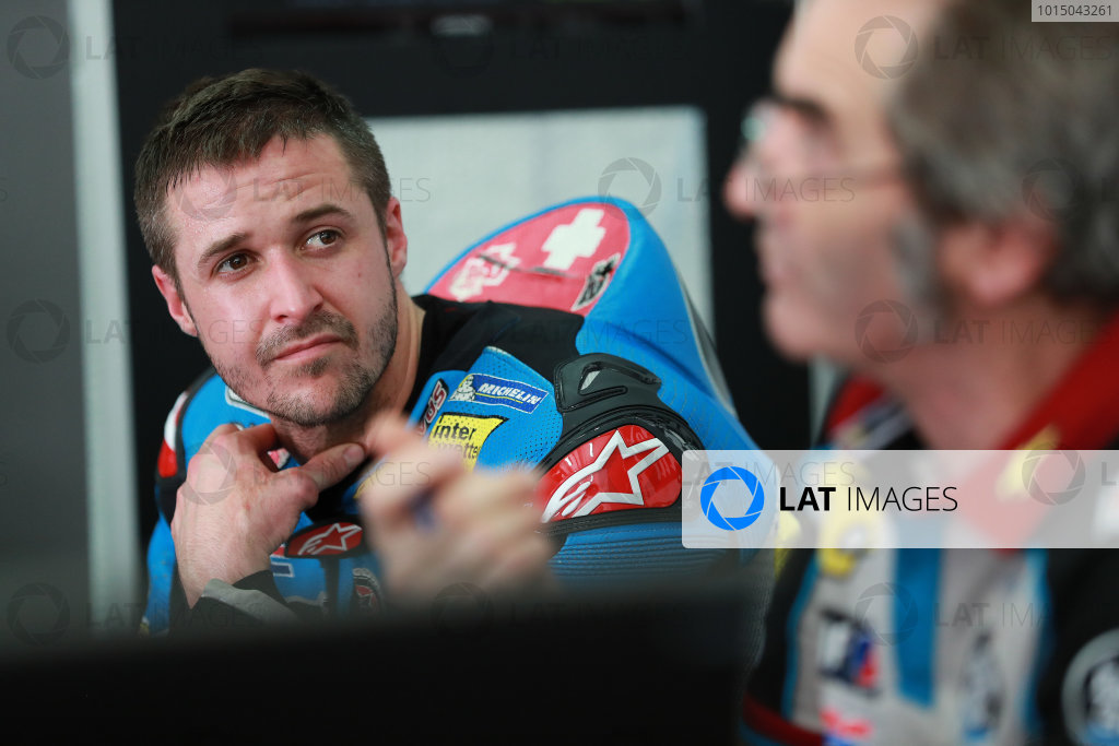 2018 MotoGP Championship - Sepang test, Malaysia Tuesday 30 January 2018 Thomas Luthi, Estrella Galicia 0,0 Marc VDS World Copyright: Gold and Goose / LAT Images ref: Digital Image 1067